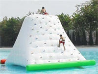 Rave Iceberg Water Climbing Wall Lake Mountain 16 Feet High