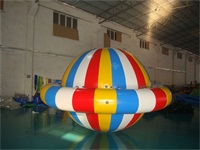 Disco Boat Inflatable Saturn Water Rockit for Sale