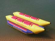 Sports Stuff Dual Tubes Banana Boat - 6 Person